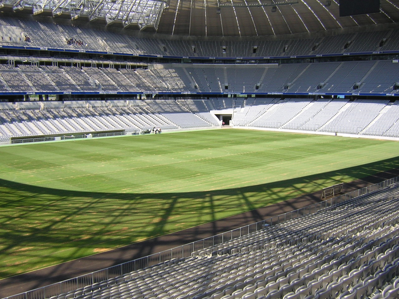 Nordtribüne Allianz Arena